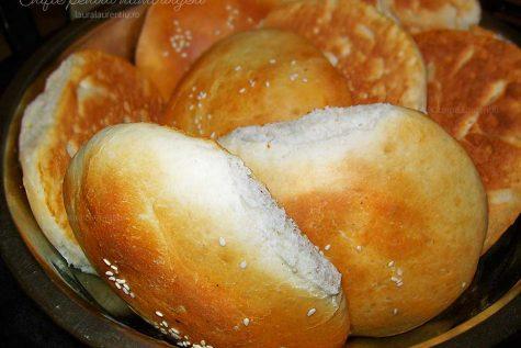 Chifle pentru hamburgeri, pljeskavica sau sandviciuri