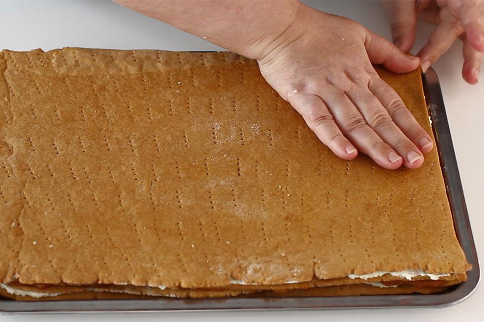 asamblarea prajiturii