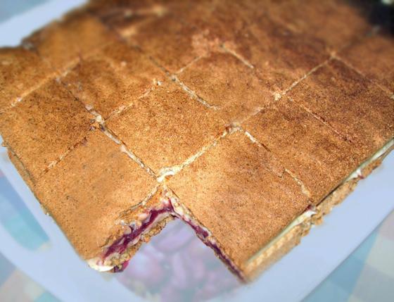 """Preparare Prăjitura """"Păcatul Dulce"""" 11"""