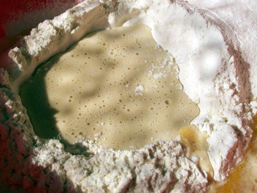 preparare maia cozonac