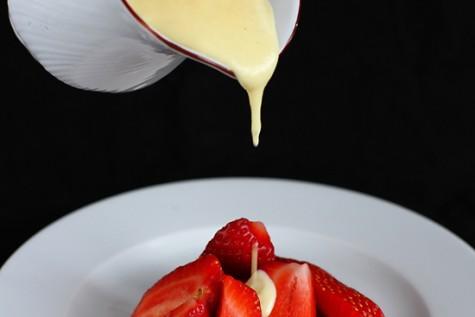 Sos de vanilie – Creme Anglaise