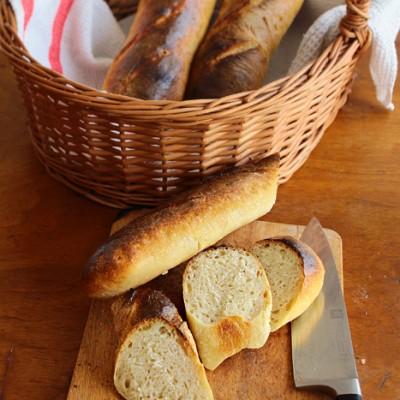 Baguettes – Baghete – Paine frantuzeasca