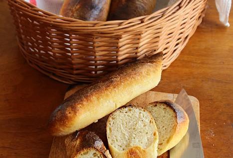 Baghete de casa – Paine frantuzeasca reteta simpla