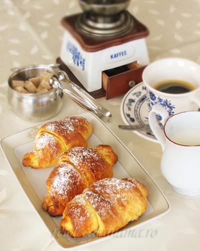 Daneze - danish pastry - tot un fel de croissants