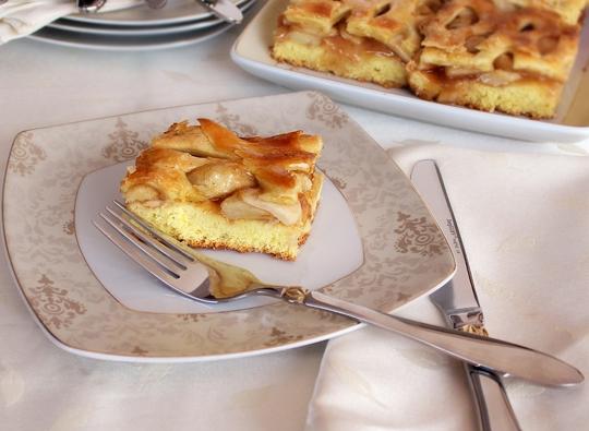 prajitura cu mere 1~