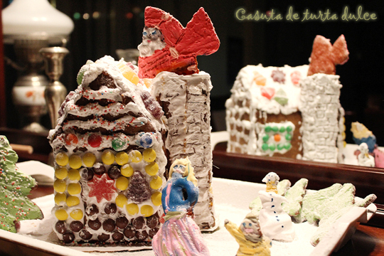 Preparare Casuta de turta dulce - My ginger - bread house 20