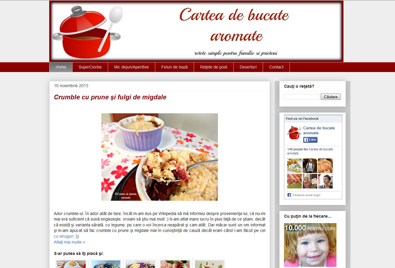 http://bucatearomate.blogspot.ro/