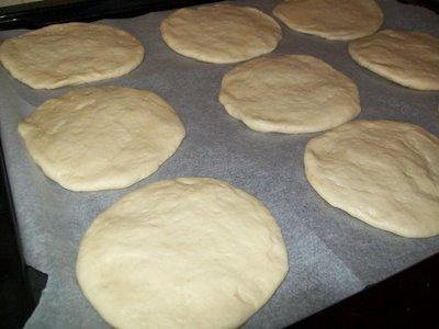 Preparare Chifle pentru pljeskavica, hamburger sau sandviciuri 6
