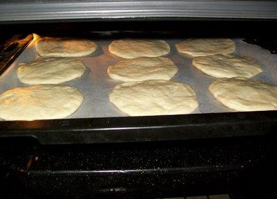 Preparare Chifle pentru pljeskavica, hamburger sau sandviciuri 7