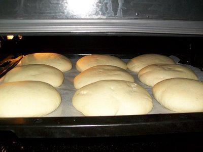 Preparare Chifle pentru pljeskavica, hamburger sau sandviciuri 8