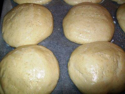 Preparare Chifle pentru pljeskavica, hamburger sau sandviciuri 9