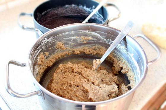 Preparare Baigli - bejgli - unguresc cu mac si cu nuca 5