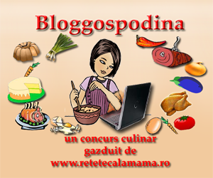 BLOGGOSPODINA - un concurs gazduit de retetecalamama.ro!