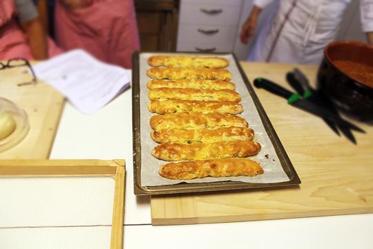 Preparare Cantuccini - biscuiti italieni 12