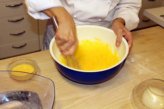 Preparare Cantuccini - biscuiti italieni 6