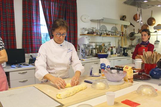 Preparare Cantuccini - biscuiti italieni 10