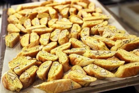 Cantuccini – biscuiti italieni