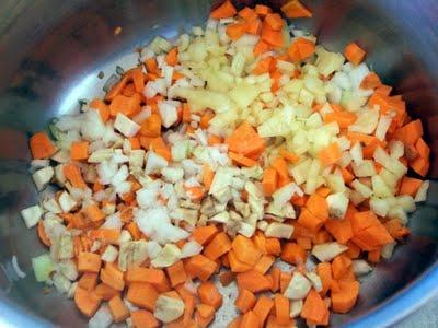 Ciorbita de legume
