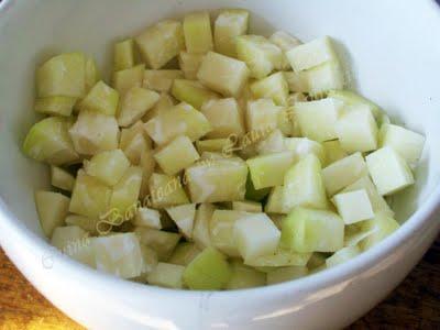 Preparare Ciorbita de legume 3