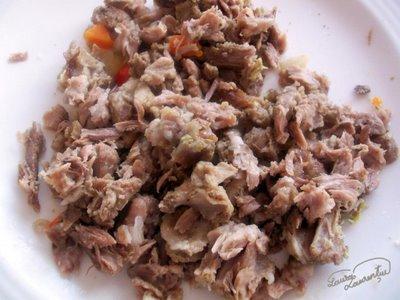 Preparare Ciorba cu oase de porc 5