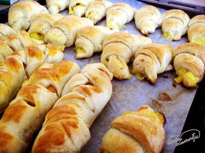 Preparare Croissante si pateuri din aluat foetat ultrarapid 14