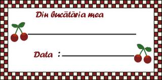 Preparare Etichete pentru dulceata sau gemul de casa 8