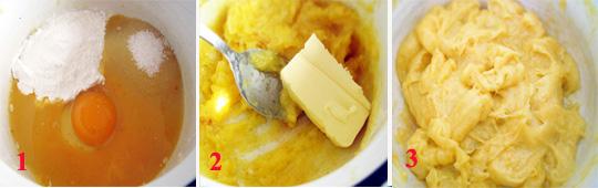 Preparare Prajitura cremoasa cu mac, branza si lamaie 9