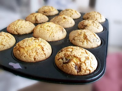 Preparare Muffins pufosi - foarte gustosi 6
