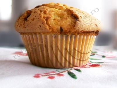 Preparare Muffins pufosi - foarte gustosi 8