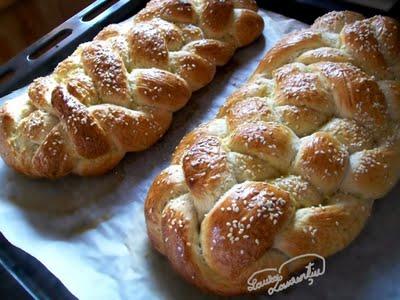 paine impletita, reteta de paine de casa impletita 2
