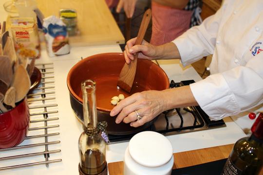 Preparare Pappa col pomodoro 2