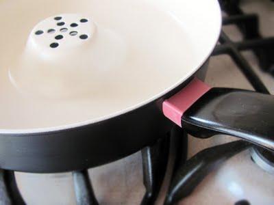 Preparare Peste in crusta aromata, la tigaia Dry Cooker 6