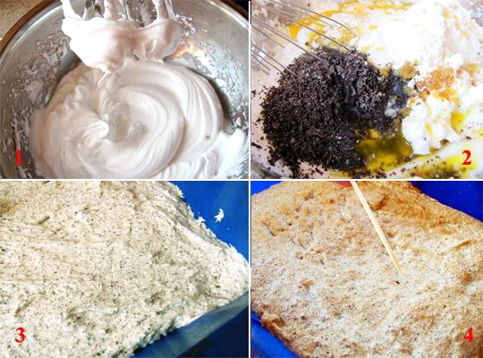 Preparare Prajitura cremoasa cu mac, branza si lamaie 1