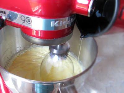 Preparare Prajitura cu mere caramelizate si crema de branza 3