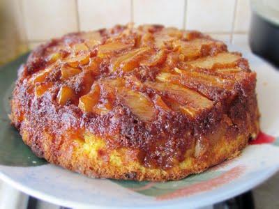 Preparare Prajitura cu mere caramelizate si crema de branza 7