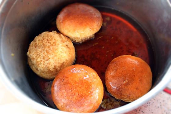 Preparare Prajitura Rum Baba, de post 12