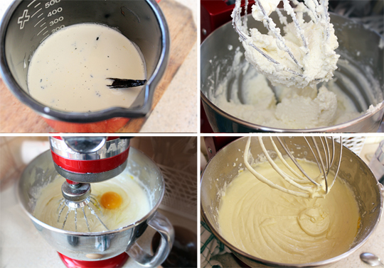 Preparare Cheesecake clasic 5