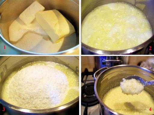 Preparare Ciocolata de casa umpluta cu cocos 3