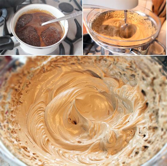 Preparare Muffins cu mere, zahar brun si scortisoara 5