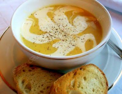Supa-crema de dovleac