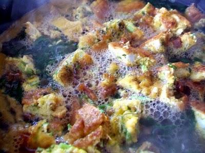 Preparare Supa de spanac ardeleneasca 12