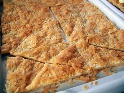 Preparare Tort cu mere si coniac 13