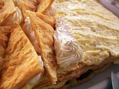 Preparare Tort cu mere si coniac 16