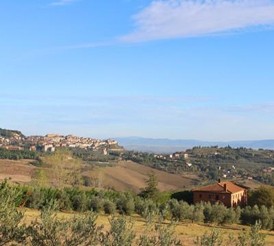 Zile de toamna frumoasa. In Toscana
