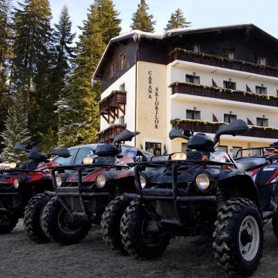 Oferta de Paste 2012 la Cabana Skiorilor din Predeal