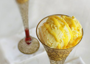 Înghețată de lămâie