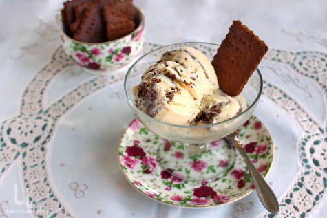 Înghețată cu aromă de cheesecake