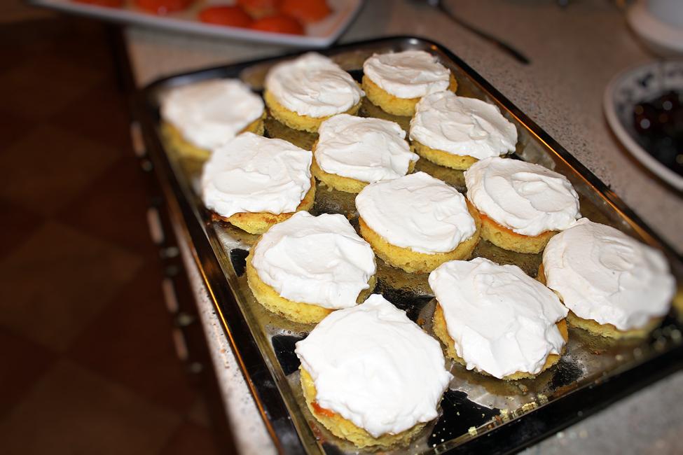 asamblarea prăjiturii