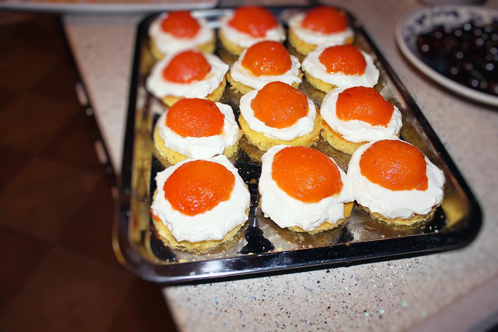 prajitura cu mascarpone si caise, preparare 5