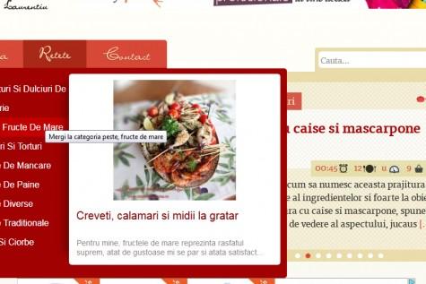 Ghid de utilizare a blogului www.lauralaurentiu.ro